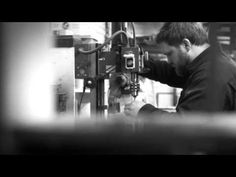 Made by Hand No 2 The Knife Maker - YouTube