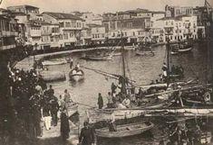 Old Photographs, Crete, Paris Skyline, Travel, Painting, Trips, Painting Art, Old Photos, Viajes