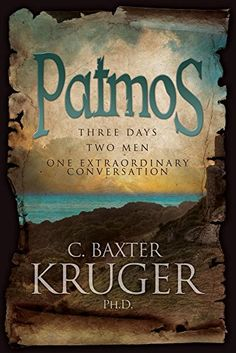 MUST READ: My fav theologian's first fiction! Patmos: Three Days, Two Men, One…