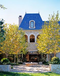 French Normandy Beverly Hills - traditional - Exterior - Los Angeles - Finton Construction