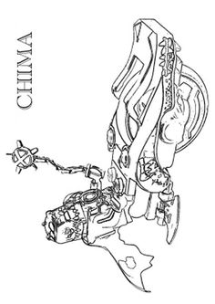 Lego Chima Coloring Pages 4 - Free Printable Coloring Pages ...