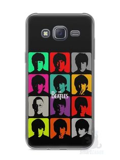 Capa Samsung J5 The Beatles #3 - SmartCases - Acessórios para celulares e tablets :)