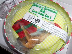 Baker Days Letterbox Cake   Desserts and Decoupage   UK Lifestyle Blog