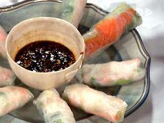 Vietnamesiska sommarrullar | Recept från Köket.se