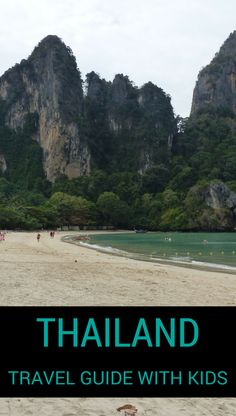 Thailand travel guide including everything you need to know about travelling in Thailand with kids. http://www.wheressharon.com/country/thailand-travel-blog/