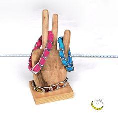 Bracciale elastico di stoffa riciclata e linguette di lattine. Ring Pull è un bracciale di linguette di lattine tenute insieme da stringhe di stoffa elastica.  in vendita qui: http://it.dawanda.com/product/89074603-bracciale-elastico-di-stoffa-riciclata-e-linguette stoffa latta malice craftland ecofriendly riciclo creativo riuso artigianato italiano diy fatto a mano turchese bracciale elastico seguimi su fb: https://www.facebook.com/MaliceCrafts