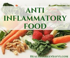 Anti inflammatory food can help protect you from disease and make you look and feel better. Find out more about the most potent anti inflammatory food.