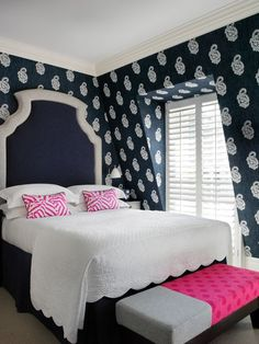 Bedroom at the Dorset Square Hotel
