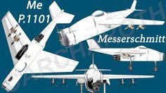 Messerschmitt Me P.1101
