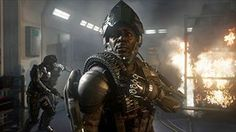 Scene from #AdvancedWarfare #FPSgames #GDK