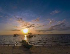 early morning in Malapascua Island ' ' ' ' ' ' ' ' #sunrise #malapascuaisland #malapascua #cebu #nature #travel #travelcebu #photography #travelphotography #beach #island