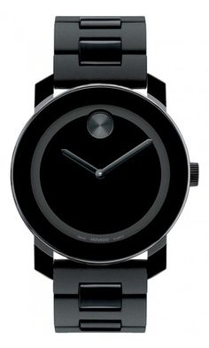 Movado Bold   i need this watch in my life
