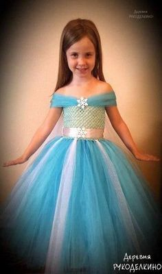 ELSA Costume/ Princess tutu Dress perfect for FROZEN birthday parties and this coming Halloween. In size newborn to 12 years old Frozen Dress, Elsa Dress, Tulle Dress, Dress Up, Dress Clothes, Princess Tutu Dresses, Princess Costumes, Baby Girl Dresses, Frozen Costume