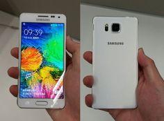 Samsung GALAXY Alpha Spezifikationen durch Händler geleakt  #samsung #samsunggalaxyalpha #galaxyalpha