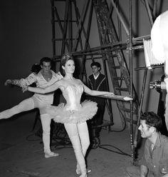 Brigitte Bardot en coulisses
