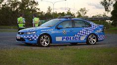 https://flic.kr/p/QssQ6P | Queensland Police HWP | Highway Patrol vehicle used in Queensland (Australia) - 2013