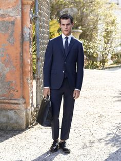 Men's Suit Tropical Wool SS16 - Spring Summer 2016Collection | Corneliani