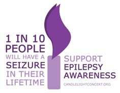 1 in 10 people will have a seizure in their lifetime. Support epilepsy awareness and the Candlelight Concert Series.