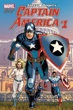 Loving Marvel Comics • Marvel Announces Steve Rogers to Return as Captain...