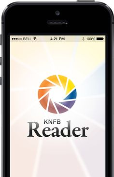 The KNFB Reader iOS app was presented at the 74th Annual Convention of the National Federation of the Blind to enthusiastic cheers and applause. Learn more about the new app for the iPhone and other Apple iOS devices, which uses the phone's camera and state-of-the-art optical character recognition (OCR) technology to give the blind instant access to the contents of print materials.