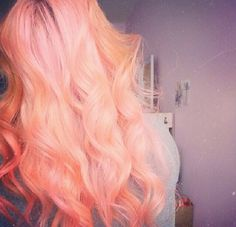 is it weird to want my hair like this ? <3