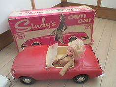 Vintage #pedigree #sindy mg car,rare w/box #1960s,  View more on the LINK: 	http://www.zeppy.io/product/gb/2/231885529640/