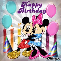 Discover and share Disney Birthday Quotes. Explore our collection of motivational and famous quotes by authors you know and love. Disney Happy Birthday Images, Happy Birthday Wishes Boy, Disney Birthday Quotes, Happy Birthday Mickey Mouse, Arte Do Mickey Mouse, Cute Happy Birthday, Happy Birthday Celebration, Happy Birthday Flower, Happy Birthday Pictures