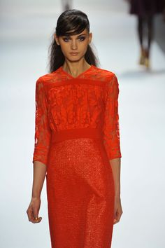 107 photos of Nanette Lepore at New York Fashion Week Fall 2012.