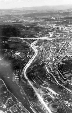 Vale de Campolide, 1950