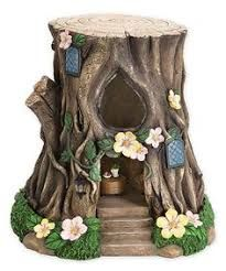 Image result for air dry clay fairy houses