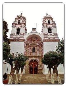 Parroquia de San Francisco de Asís,Ixtlahuaca,México,México