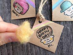簡単レシピ★羊毛フェルトでユニークメッセージカードを作ろう♡|LIMIA (リミア)