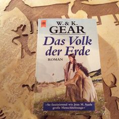 The German edition of PEOPLE OF THE EARTH!  W. Michael Gear and Kathleen O'Neal Gear, PEOPLE OF THE SONGTRAIL.