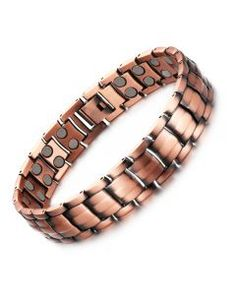 100% Copper Magnetic Bracelets Unisex Pure Copper, All Brands, 100 Pure, The 100, Band, Sterling Silver, Bracelets, Unisex, Style