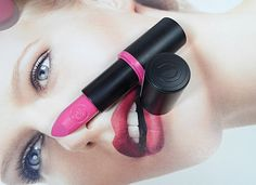 Beauty Angel: Essence Longlasting Lipstick `Poppy Pink` / Review...