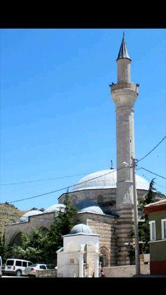 Baba Yusuf camii-Kurşunlu mosque-Constructive: Baba Yusuf-Year built: 1492-Kurşunlu neighborhood-Sivrihisar-Eskişehir