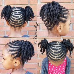 Brick lay, against a brick wall! No added hair! Call 8624388630 to book! Lil Girl Hairstyles, Cute Hairstyles For Kids, Natural Hairstyles For Kids, Kids Braided Hairstyles, My Hairstyle, Natural Hair Styles, Little Girl Braids, Braids For Kids, Girls Braids