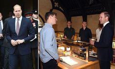 Prince William confesses he was LAZY at university