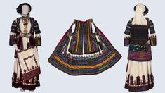 Greek history - Greek Women's Costumes: Basic Styles and Influences Greek Traditional Dress, Benaki Museum, Greek History, Folk Dance, Greek Art, Basic Style, Dance Costumes, Inspiration, Clothes