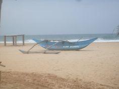 Hikkaduva beach
