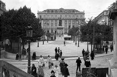 Lisboa , Praça Luís de Camões