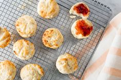3-Ingredient Buttermilk Biscuits