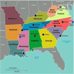 Il-Trafiletto: Il profondo Sud 'storia cucina americana'