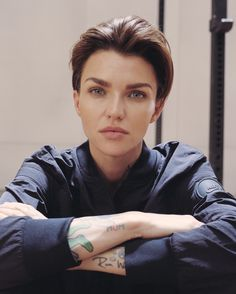 "595.7k Likes, 3,713 Comments - Ruby Rose (@rubyrose) on Instagram: ""I think about all the things I've been up against, and the things that I've overcome and I'm so…"""