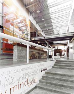 Gallery Of Vy Gym Symbiosis Designs LTD