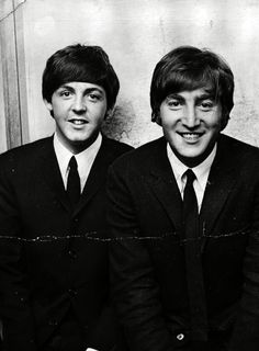 """What I do is I look for the positive side. I'm the only guy who sat down with John and wrote all those songs. It's me. (I've) got to pinch myself, I can't believe it. I just feel blessed to have known him, and to have experienced his presence so intimately.""-Paul McCartney"
