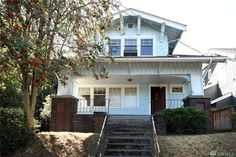1912 Capitol Hill craftsman. 603 20th ave E. Cute house and inside is like an anthro shoot.