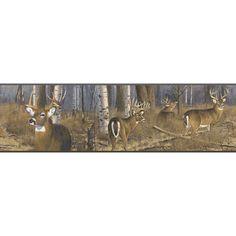 (http://www.papermywalls.com/deer-bucks-in-the-woods-wallpaper-border-fz4460bd/)