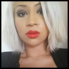 Doing what I love ♡ makeup ♡ Le Studio Salon ♡ Pamela Jazmin
