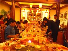 It's not just eating...!!: Shanghai Club, ITC grand Central